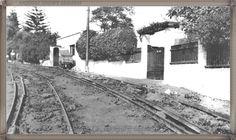 En Vistabella - eliminado el Tranvía año 1957