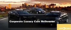 Luxocabs provides the #Best #Corporate #Luxury #Cabs #Melbourne.Just book your cab and we will provide services within   15 minutes.
