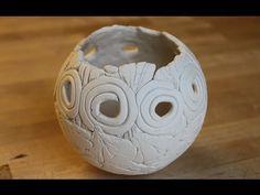 Keramik Windlicht - YouTube