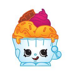 Ice Cream Queen - White