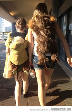 Cool Star Wars Backpacks…