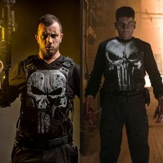#cosplayvscharacter  Cmon you knew this was gunna happen!  I love this shot @steamkittens took of me the lighting is just perfect  But yeah here you go haha  #thepunishercosplay #thepunisher #punisher #frankcastle #jonbernthal #marvel #netflixmarvel #netflixpunisher #marvelcosplay #billyrusso #micro #cosplay