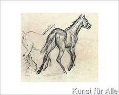 Edgar Degas - Pferde                                                                                                                                                                                 Mehr