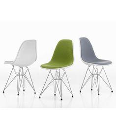 Papillon - Vitra Eames Plastic Side Chair DSR, £210.00 (http://www.papilloninteriors.co.uk/vitra-eames-plastic-side-chair-dsr/)