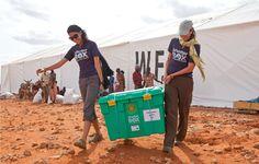 #ShelterBox #DisasterRelief #Teamwork #ShelterWarmthDignity
