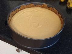 No-Bake Caramel Cheesecake recipe