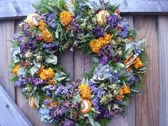 Natural Designs Flowers and Wreaths - Gartenmeister Quality and German Craftsmanship at South of the James Farmers' Market in Richmond, VA