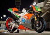 MotoGP, presentata l'Aprilia RS-GP 2016