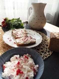 Ředkvičková pomazánka (low carb) – Kitchen Affair Lchf, Keto, Lowes, Camembert Cheese, Affair, Dairy, Low Carb, Kitchen, Food