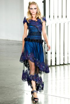 Rodarte Spring 2012 Ready-to-Wear - Collection - Gallery - Style.com