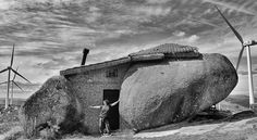 ROCK HOUSE, FAFE, PORTUGAL
