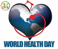 World Health Day is celebrated to promote awareness to different health topics. #Happy_World_Health_Day