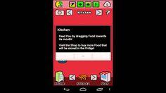 Pou Pronounced Poo Not Pow | Pou Android App Review with Gameplay