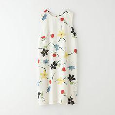 Love this: Sleeveless Shift Dress @Lyst