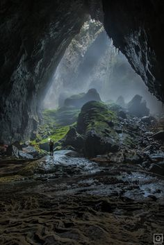 The Only Way Is Deeper - Doline 1, Son Doong