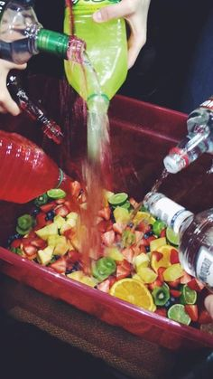 Party Animals, Animal Party, Party Mottos, Alcohol Drink Recipes, Alcoholic Punch Recipes, Party Punch Recipes, Alcohol Aesthetic, 18th Birthday Party, Bad Girl Aesthetic