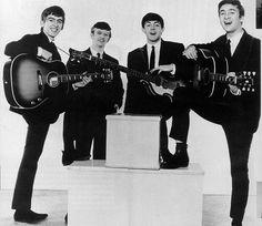 Rare Beatles photos