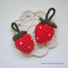 chick chick sewing: crochet and knit