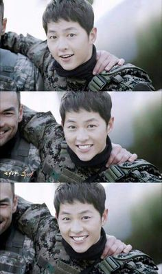 Song Joong-ki Descendants of the sun Soon Joong Ki, Decendants Of The Sun, Sun Song, Moorim School, Songsong Couple, W Two Worlds, Drama Fever, Song Play, Song Hye Kyo