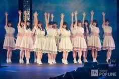 乃木坂46が1日、東京・代々木第一体育館で開催されたファッション&音楽イベント「GirlsAward 2014 AUTUMN / WINTER」に登場した。 アーティストライブのトップバッタ