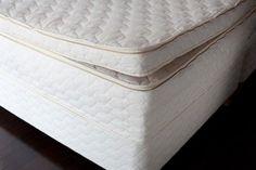 Organic Mattress by #Serenity Pillowtop