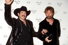 Kix Brooks and Ronnie Dunn (Brooks & Dunn) during The Annual American Music Awards - Press Room at The Shrine Auditorium in Los Angeles, California, United States. Brooks & Dunn, American Music Awards, Auditorium, United States, California, Stars, Room, Pictures, Bedroom