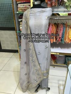 ₹3500 · ( Designer Salwar Suits For Wedding Party ) Maharani Designer Boutique offers you a wide range of products. Get ready to find updates every week PRODUCT NAME 👉 MDB 11815 ( Punjabi Suits Shop Near Me ) PRICE 👉 3500 WORK 👉 Threadwork Please click on this link to get more variety 👉