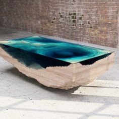 The Abyss Table by Christopher Duffy for Duffy London