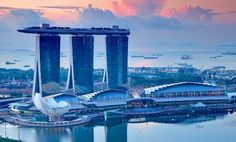 Finish off in Singapore | Jan '15 ✈️