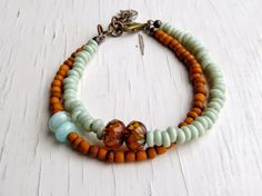 Songbeads: Hello! And Some New Jewellery!