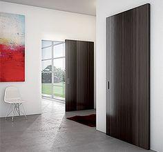 Magic Model for Wood Doors
