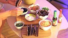 french lentil tacos vegan   love-fed.com
