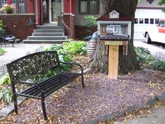 14 Photos of Little Free Libraries You'll Want to Build in Your Community - BookBub Blog