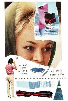 Collage from Tavi Gevinson Rookie Magazine