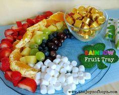 This Rainbow Fruit t