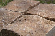 Kallimarmaron Bolari | Quarrying & Manufacturing | Terra Coral Cubestones | Landscape Design
