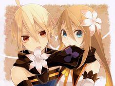 Marta and Emil - Tales of Symphonia