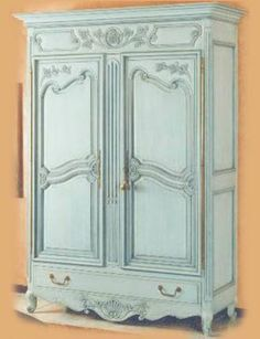 Armoire Two Doors