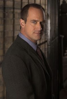 Christopher Meloni - Miss him being on Law & Order SVU :(