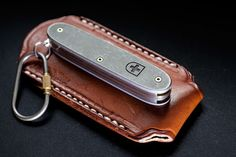 A Pivot & Tang review of the most awesome mod of the Victorinox Pioneer  swiss army knife (SAK).