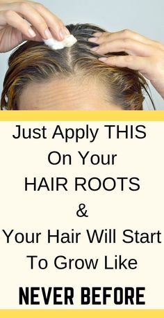 Just apply this on your hair roots for non-stop hair growth r INTROHAIR™ Natural ReGrowth Serum Hair Remedies For Growth, Hair Loss Remedies, Hair Thickening Remedies, Remedies For Thinning Hair, Natural Hair Care, Natural Hair Styles, Natural Beauty, Styles For Thin Hair, Hair Regrowth