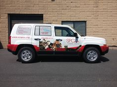 Custom Window Decals Are A Great Way To Promote Your Schools Team - Custom window decals for vehicles