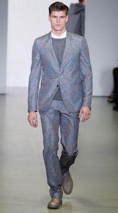 Calvin Klien, defiantly something i would wear