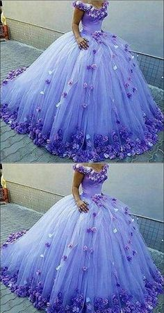 Outlet Easy Ball Gown Prom Dresses Off The Shoulder Quinceanera Dresses,Ball Gown Dress With Flowers,Princess Prom Dresses,Long Prom Dress Pretty Quinceanera Dresses, Cute Prom Dresses, Sweet 16 Dresses, Pretty Dresses, Dress Prom, Wedding Dresses, Homecoming Dresses, Ball Gowns Prom, Ball Gown Dresses