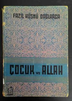 Çocuk ve allah, ilk baskı, 1000 TL http://budukkan.com/cocuk-ve-allah_iln100747