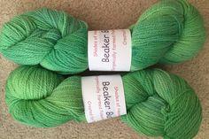 Heavensphere luxury sock yarn in Living Rainforest