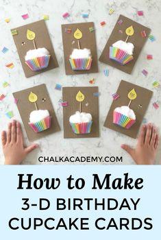 Kids Birthday Crafts, Birthday Fun, Birthday Activities, Preschool Birthday, Birthday Quotes, Bday Cards, Happy Birthday Cards, Birthday Cards For Kids, Teacher Birthday Card