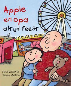 Appie en opa, Altijd feest – Sesamstraatverhalen