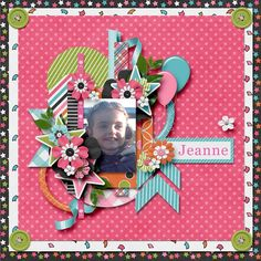 jeanne5 Lets Celebrate, Passed Away, Dear Friend, Digital Scrapbooking, Photo Galleries, Fun, Funny, Hilarious