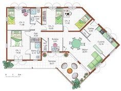 Maison De Plain Pied 5